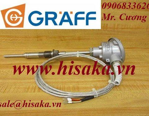 Cảm biến nhiệt độ Thermocouples Graff GMBH AC294890