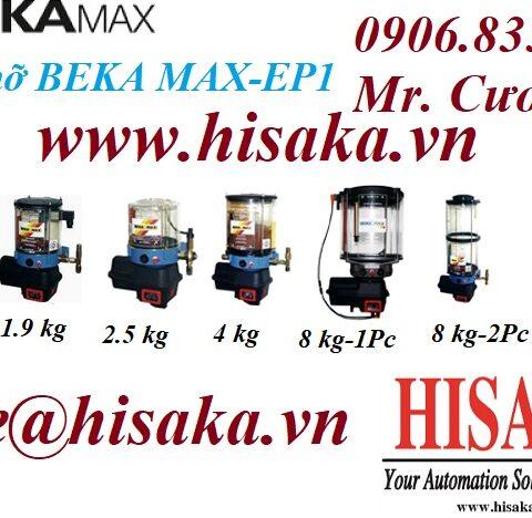 Bơm mỡ BEKA-MAX EP1 chính hãng
