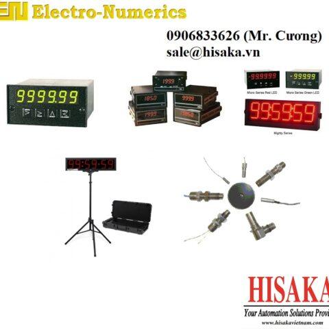 Bộ hiển thị tín hiệu Electro-Numerics